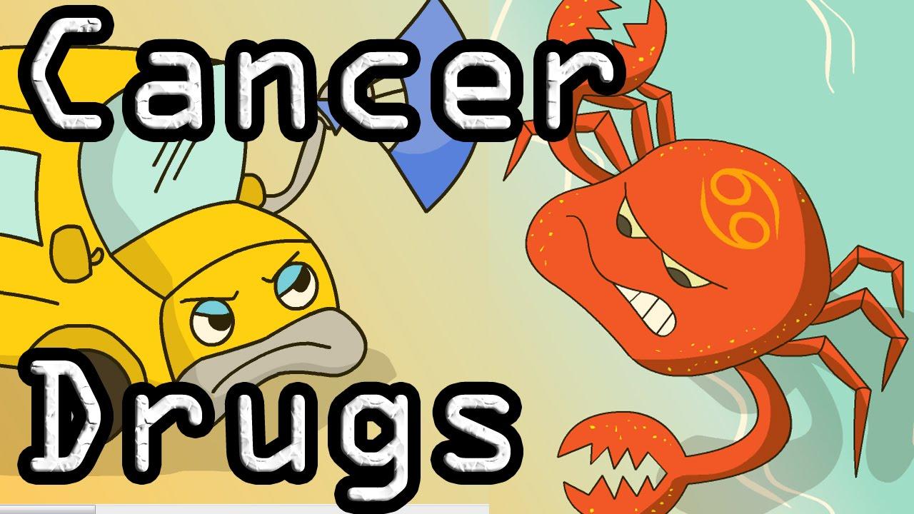 Cancer Drugs Learn With Visual Mnemonics Youtube
