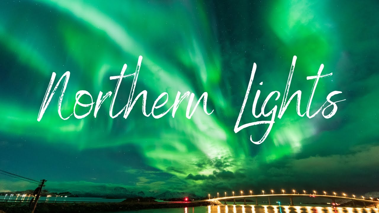 Chasing the Northern Lights in Tromsø | Aurora Borealis Norway