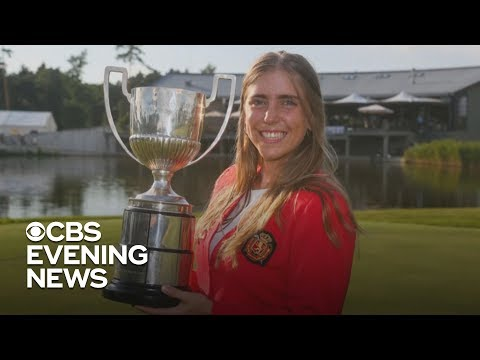 Murdered golfer Celia Barquin Arozamena remembered by her coach
