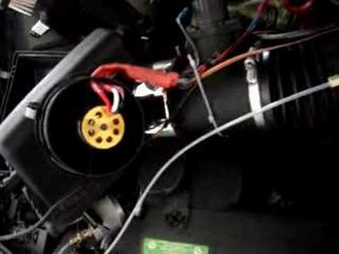 how to make electric supercharger