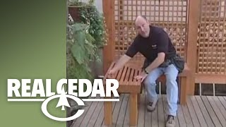 Realcedar.com - Constructing A Hot Tub Cover Part 2