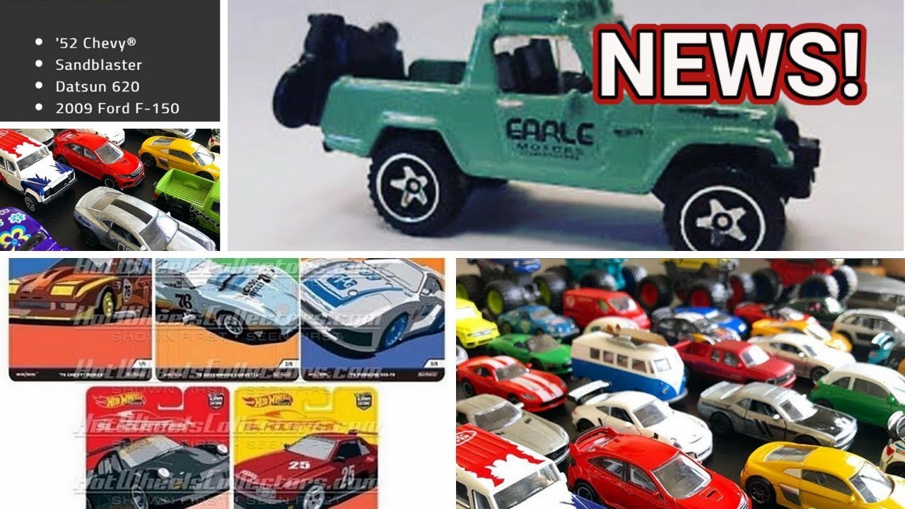 8c163e8b7832f New 2019 Hot Wheels Car Culture Silhouettes Revealed