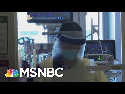 New York City Vaccine Supply Falls Below 1,000 Doses Due Weather Delaying Shipment   MSNBC