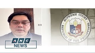 PH Supreme Court allows filing of criminal cases, posting of bail online   ANC