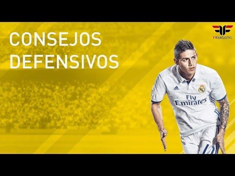 FIFA 17. Consejos defensivos