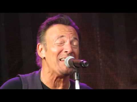 Bruce Springsteen - Jersey Girl - live