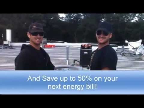 Savings Highway Solar Energy Power Panels Lowers Electricity Bills
