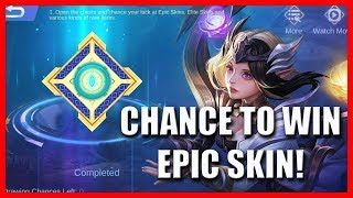 CHANCE TO WIN EPIC SKIN | RIVALS EVENT | MOBILE LEGENDS