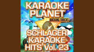 Niemals geht man so ganz (Karaoke Version) (Originally Performed By Trude Herr)