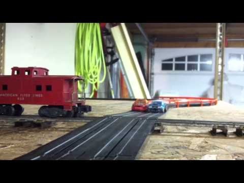 American Flyer / AFX TOMY RR Crossing