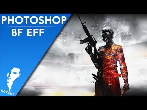 Photoshop | Battlefield Efekt | Sk.Cz