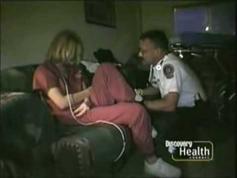 Paramedics: Robert Hanes vs. Anxiety Attack