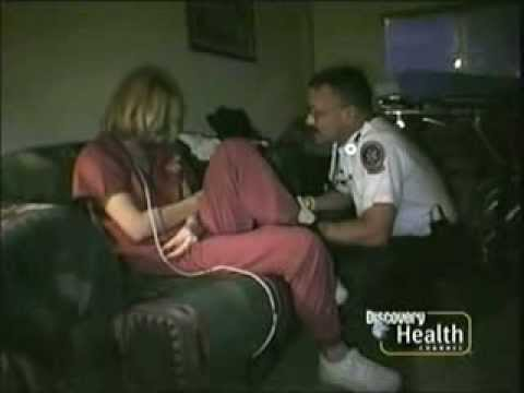 Paramedics: Robert Hanes vs Anxiety Attack