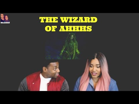 Todrick Hall - The Wizard of Ahhhs REACTION
