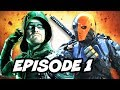 Arrow Season 6 Episode 1 Preview Breakdown