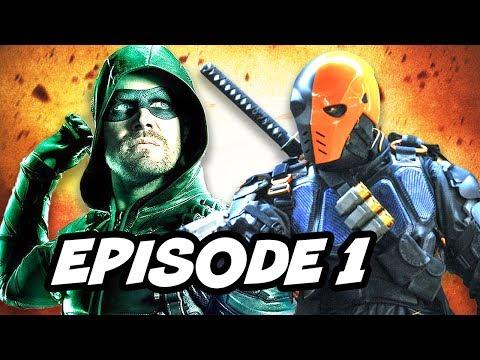 Arrow Season 6 Episode 1 Preview Breakdown