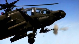 The Fascinating Ingenuity of the AH-64 Apache Helicopter