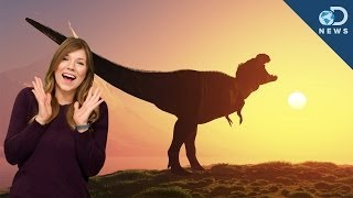 Repeat youtube video There's A Dinosaur That Survived Mass Extinction!
