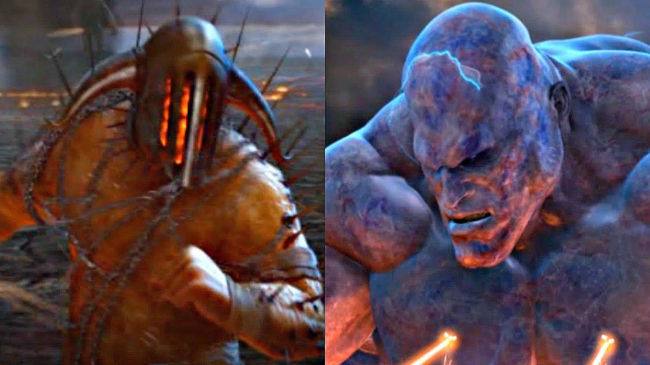 Download God of War 2 - Gods vs Titans (Gods Kill Titans)