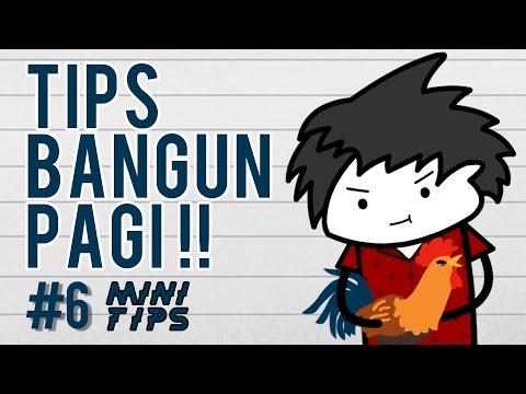 Tips Bangun Pagi - MiniTips Eps 6
