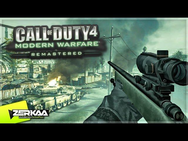 RECORDING ILLUMINATE?! (Modern Warfare: Remastered)