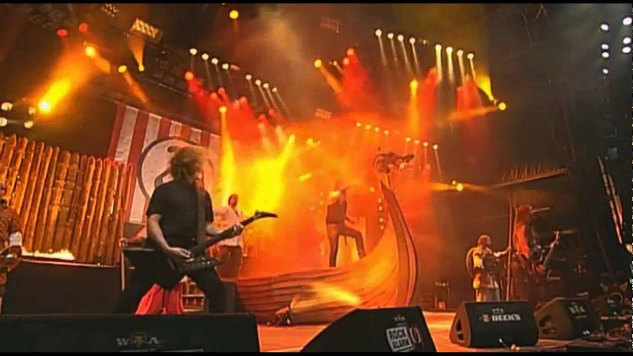 Live Watch Wallpaper Hd Amon Amarth Guardians Of Asgaard Live Wacken Hd