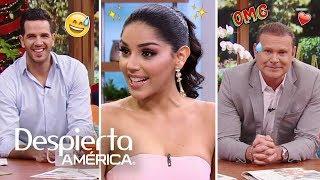 DAEnUnMinuto: Miss Colombia puso nerviosos a Alan y a Yisus