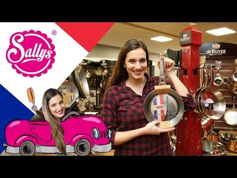 Sally on Tour - Zu Gast bei de Buyer in Frankreich