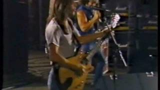 AC/DC - Flick Of The Switch Rehearsals