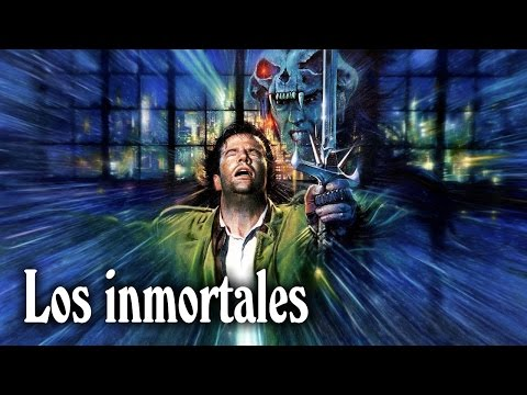 Los inmortales  Russell Mulcahy 1986