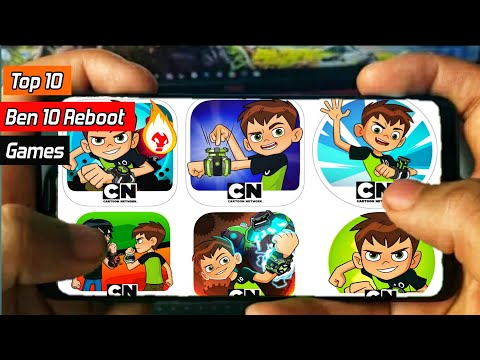 Top 10 Ben 10 Reboot Games For Android // U.V Gaming
