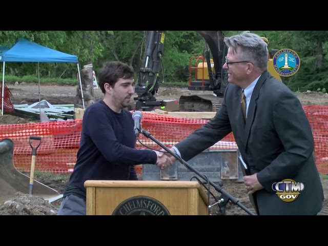 Friendship Park Groundbreaking Ceremony – May 16, 2018