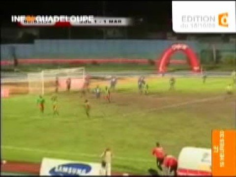 Guadeloupe vs Martinique - Group F - Digicel Caribbean Championships 2008