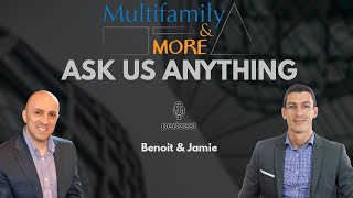Ask Us Anything with Benoit and Jamie