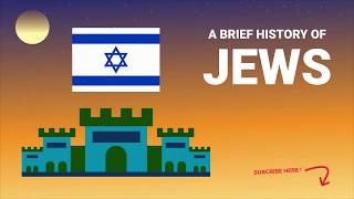 History of Jews in 5 Minutes - Animation