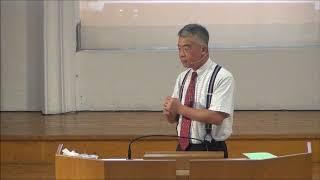 20180819浸信會仁愛堂主日信息_羅競知牧師