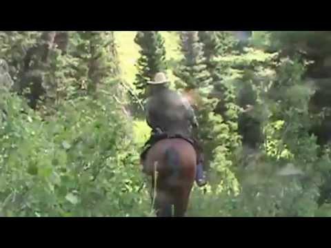 Little Greys River Wyo, Horseback Ride Aug 8th 2014