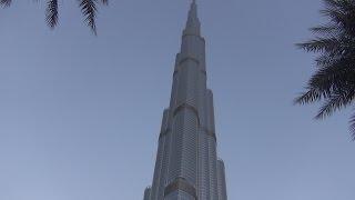 Dubaj Metro, Burj Khalifa Fountain Show - Dubai 03
