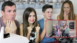 Reacting to old videos