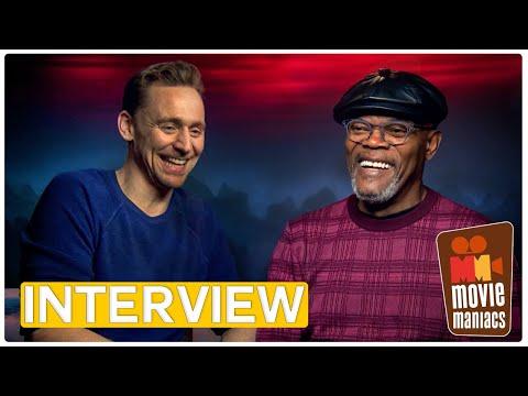Kong: Skull Island | Who would survive? Tom Hiddleston, Samuel L. Jackson Interview