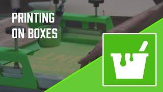 Video Screen Printing On Boxes - Set Your Shop Apart! download MP3, 3GP, MP4, WEBM, AVI, FLV September 2018