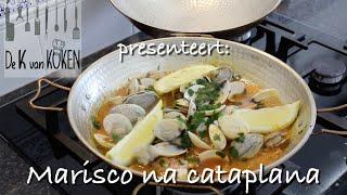 Marisco na cataplana - Zeefruit uit de koperen pot