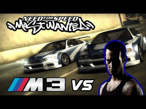Need For Speed: Most Wanted - BMW M3 GTR VS BMW M3 GTR | Razor (Blacklist #1)