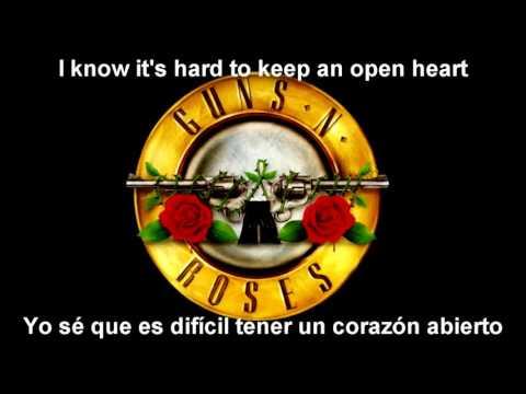 Guns N' Roses   November Rain Lyrics   Sub Español HD