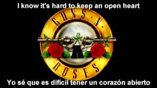 Guns N' Roses   November Rain Lyrics   Sub Español HD
