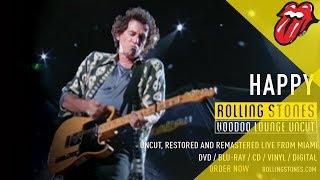 The Rolling Stones - Happy (Voodoo Lounge Uncut / Bonus)