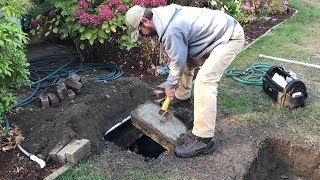 Septic Tank Inspection 101 - It Passed!