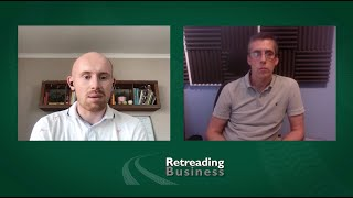 Full Interview | Jeff Woodall, Graphic Designer for Retreading Business