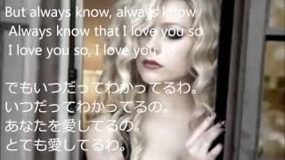 AvrilLavigne Goodbye 和訳