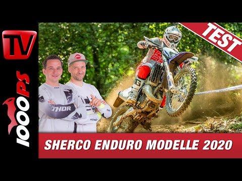SHERCO präsentiert die Enduro Modelle 2020